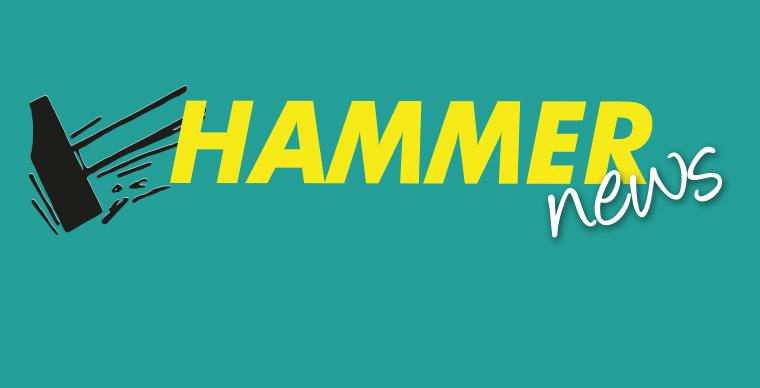 Hammer News 09/2021